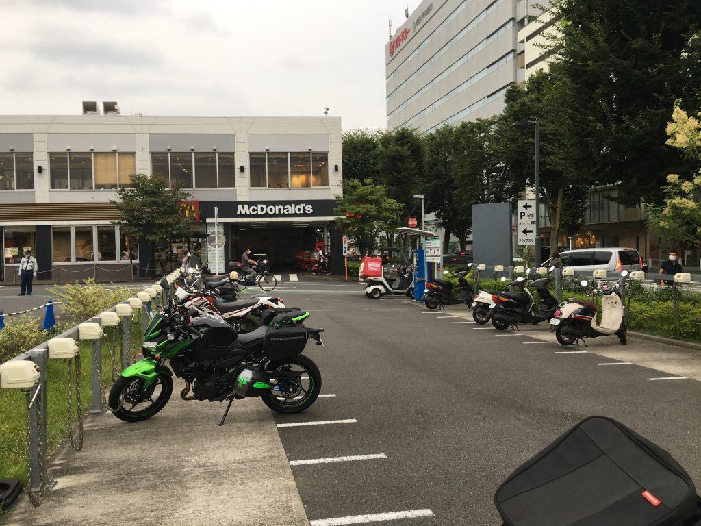 コクーンシティバイク駐輪場