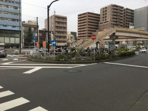 入谷南自転車等駐車場