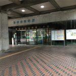 世田谷区役所第一庁舎入り口