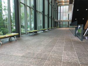 渋谷区役所2階