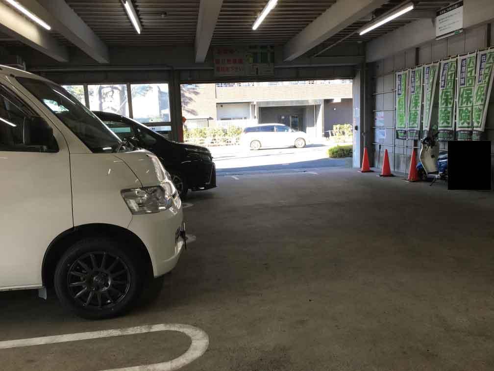 一之江2りんかん駐車場